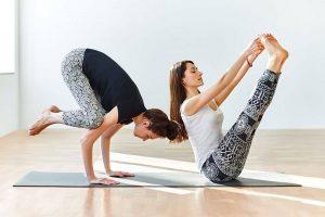 Posturas y asanas de yoga