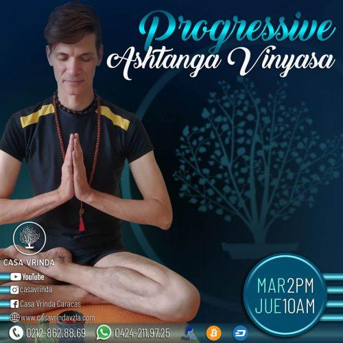 Progressive Ashtanga Vinyasa